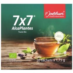 Tisane bio AlcaPlantes 7x7 Jentschura v1