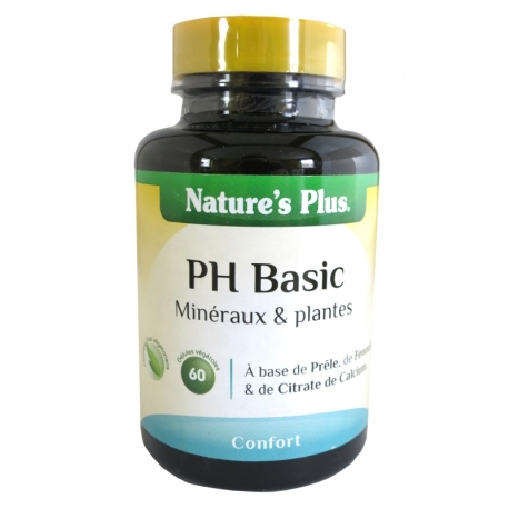 PH Basic Nature's Plus 60 gélules v1