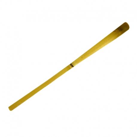 Chashaku cuillère à matcha bambou Jardins de Gaïa v1