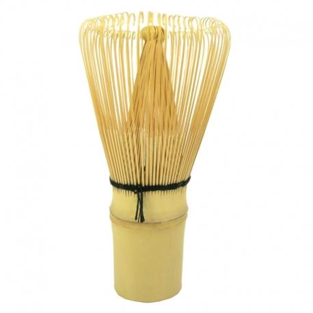 Chasen fouet à matcha bambou 120 pistils Jardins de Gaïa v1