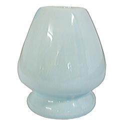 Repose fouet chasen bleu en porcelaine Jardins de Gaïa