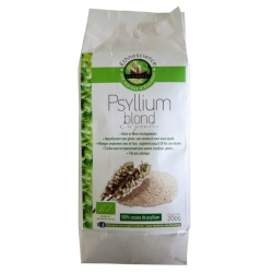 Psyllium blond bio Ethnoscience Ecoidées 200 g