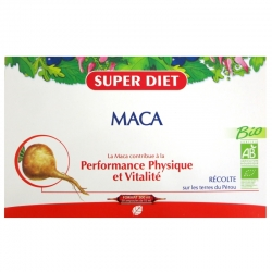 Maca bio Super Diet 20 ampoules v1