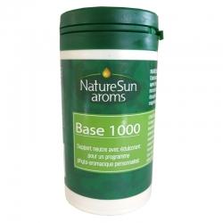Base 1000 NatureSun arôms 45 comprimé neutres