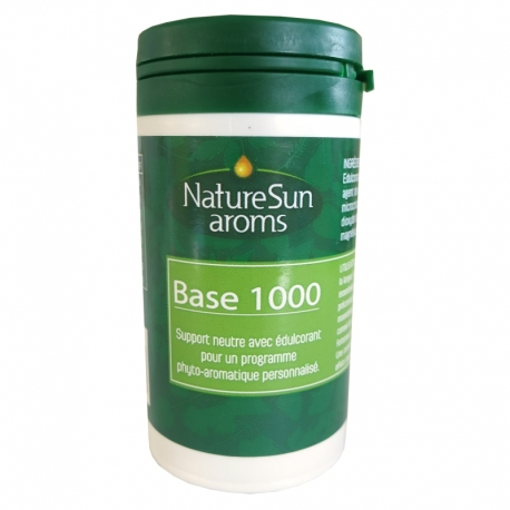 Base 1000 NatureSun arôms 45 comprimé neutres v1