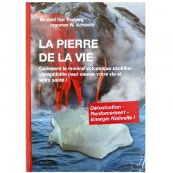 Livre La Pierre de la Vie Zéolithe Panaceo Mohorjeva