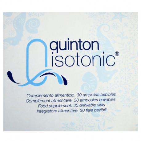 Quinton isotonic buvable 30 ampoules v1