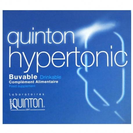 Quinton hypertonic buvable 30 ampoules v1