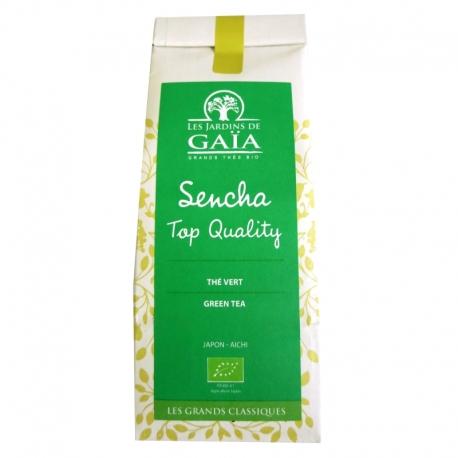 Thé vert bio Japon Sencha Top Qualité v1