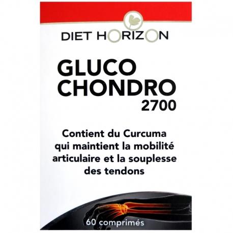 Gluco Chondro 2700 Diet Horizon 60 comprimés v1
