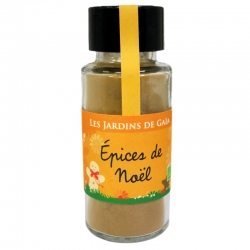 Epices de Noël Jardins de Gaïa 35 g v1