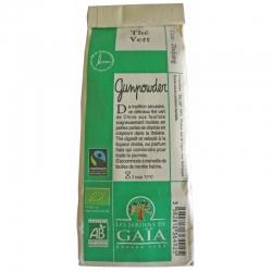 Thé vert bio Gunpowder Jardins de Gaïa 100 g