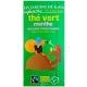Infusettes de thé vert menthe Jardins de Gaïa v2