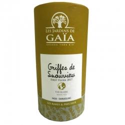 Thé blanc Griffes de Snowview Jardins de Gaïa 50g