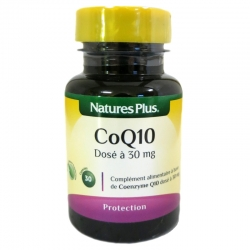 Coenzyme Q10 Nature's Plus 30mg 30 capsules