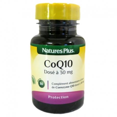 Coenzyme Q10 Nature's Plus 30mg 30 capsules v1