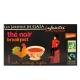 Infusettes thé noir breakfast
