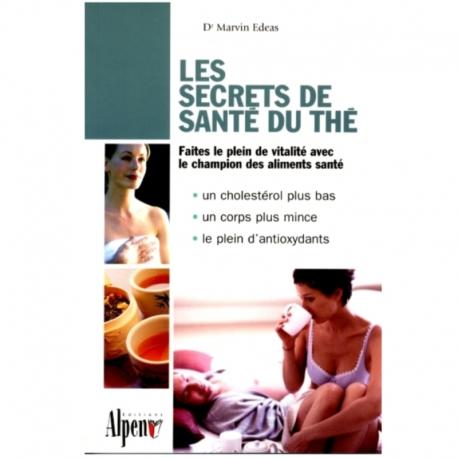 """Livre """"Les Secrets de Santé du Thé"""""""