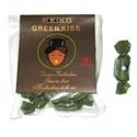 "Bonbons ""Machouillous"" Green Kiss Keiko"