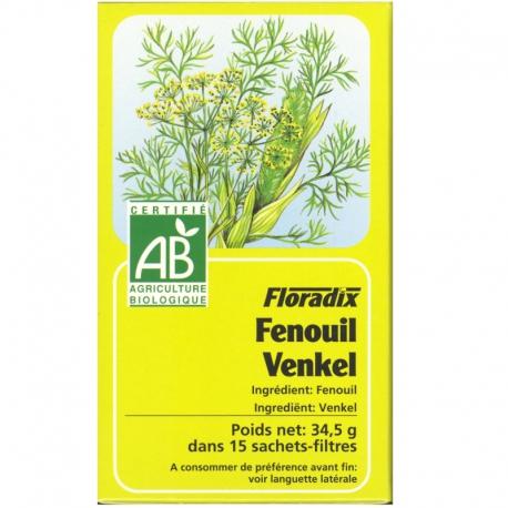 Tisane Floradix Fenouil