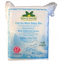 Carrés coton bio Maxi Baby Douce Nature