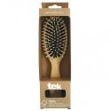 Brosse ovale grand modèle cheveux sensibles Tek