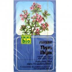 Tisane Floradix Thym