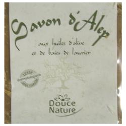 Savon d'Alep bloc Douce Nature 12 % 200 g