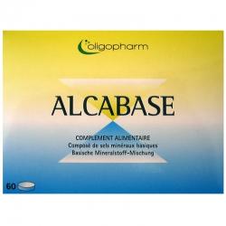 Alcabase Dr Theiss Naturwaren Oligopharm 60 comprimés