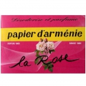 Papier d'Arménie triple Edition La Rose