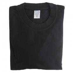 Tee-shirt unisexe noir bio Artisanat Sel Taille M