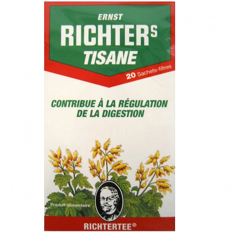 Tisane Transit Ernst Richters