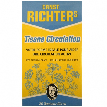 Tisane Circulation Ernst Richters