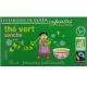 Infusettes de thé vert Sencha Chine Jardins de Gaïa v1