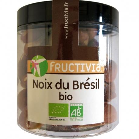 Noix du Brésil bio Fructivia 130g