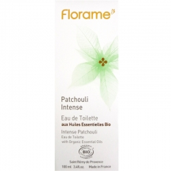 Eau de toilette Patchouli Intense Florame 100ml