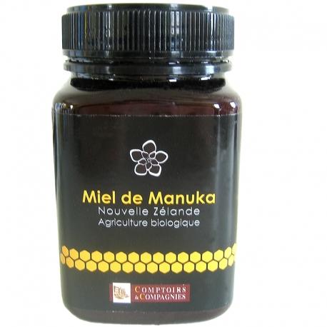 Miel de Manuka bio Comptoirs et Compagnies 500 g v1