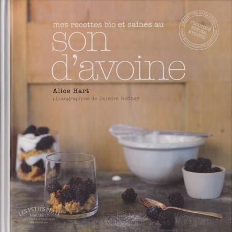 Livre 'Mes recettes bio et saines au Son d'avoine' Marabout