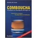 Livre Comboucha La boisson au champignon de longue vie Ennsthaler