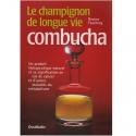 Livre Le champignon de longue vie Combucha Ennsthaler