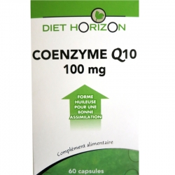 Coenzyme Q10 Diet Horizon 100 mg v1