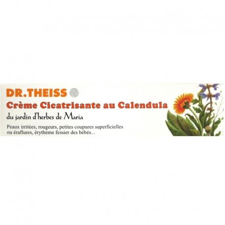 Crème cicatrisante calendula Dr Theiss Naturwaren 50ml