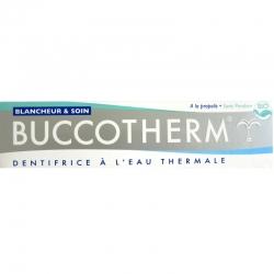Dentifrice Buccotherm Blancheur et soin 75 ml