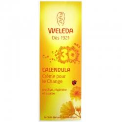 Crème pour le change Weleda au Calendula