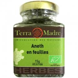 Aneth bio en feuilles 15 g Terra Madre