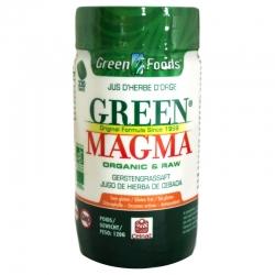 Green Magma poudre de jus d'herbe d'orge Celnat 320 comprimés v1